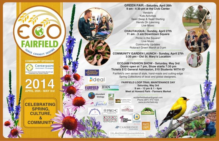 EcoFairfield2014Poster